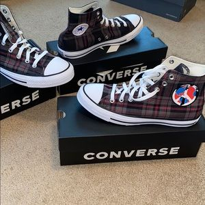 Converse Chuck Taylors Earth Peace